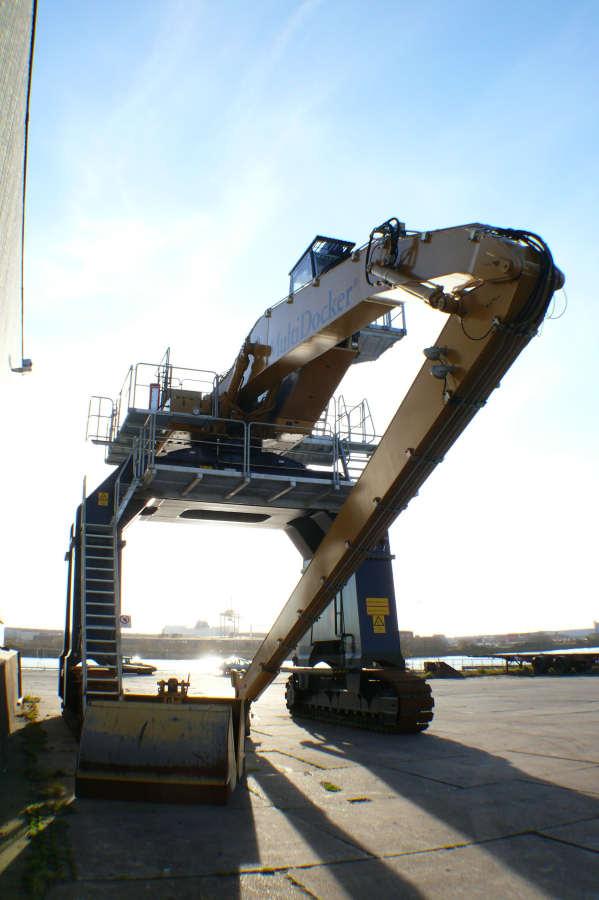 multidocker cargo handling ab