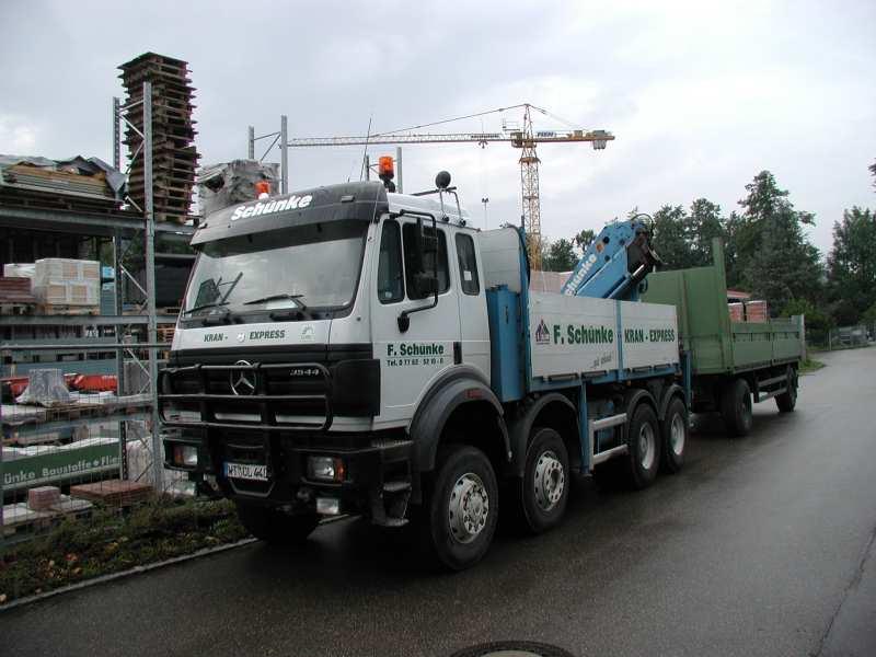 DB SK 3544 Krantransport (Breuer, Nagel, Schünke, etc) - Hansebubeforum